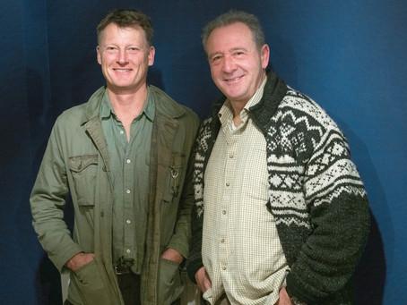 The Tony Trust Inaugural Explorers' Adventurers Evening: with Benedict Allen and Duncan Falconer