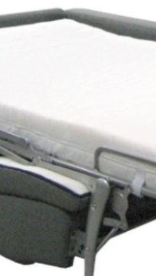 rozkládací sedačka komfort každodenní spaní