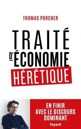 """""""Traité d'économie hérétique"""" de Thomas Porcher au centre de documentation CdradM"""