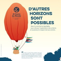 D'autres horizons sont possibles ; Le commerce équitable et les droits des enfants