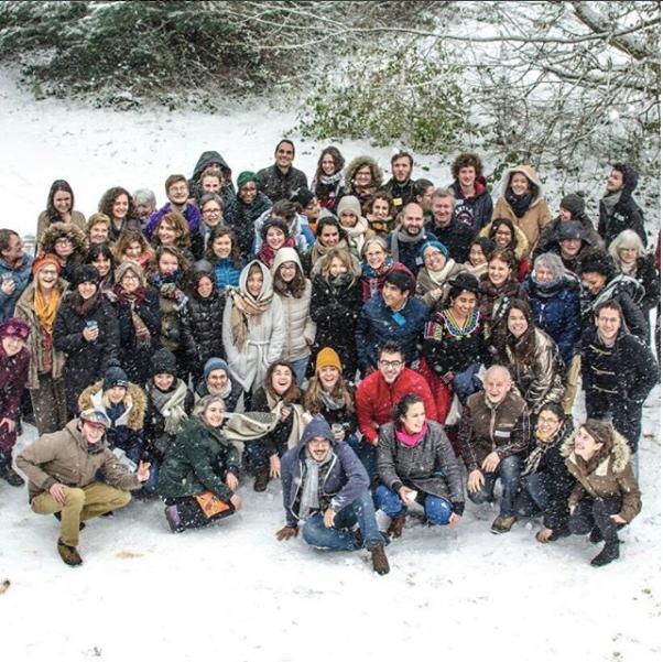 La photo de classe des RIECE 2018 !