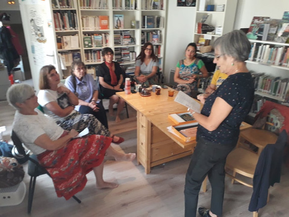 CENTRE DE DOCUMENTATION CDRADM, rencontre autour de nos outils éducatifs