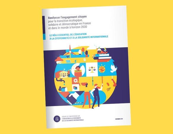 Renforcer l'engagement citoyen :  le rôle essentiel de l'ECSI