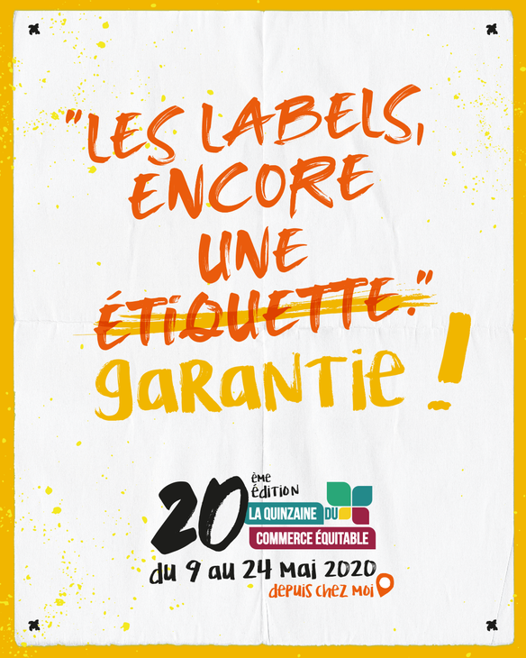 QUINZAINE DU COMMERCE EQUITABLE 2020