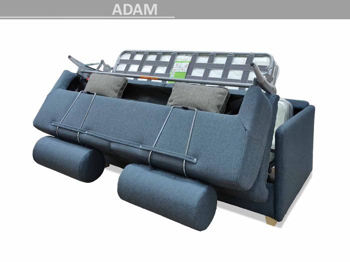 ADAM Magnum + odnímatelné týlní opěrky, DEN v NOC