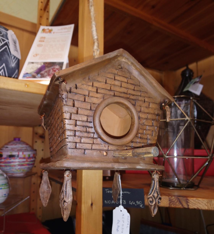 maison à oiseau