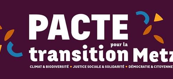 Pacte pour la Transition Metz 2020