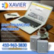Xavier Financing Ad.jpg