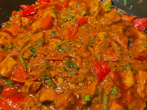 Chicken Curry A La Pepe By Carlos Pepe