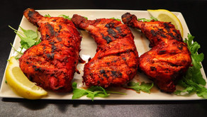 TCCHC Tandoori Chicken By Anthony Dumble