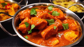 Chicken Madras By Anthony Dumble