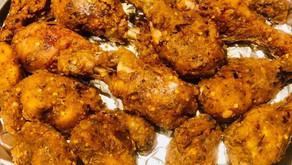 Mums Fried Chicken Drumsticks