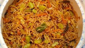 Sri Lankan Fried Rice By Sharmomth Jayasinghe
