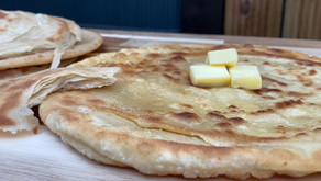Paratha By The Curry Kid
