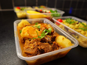 Lamb And Potato Curry By Anthony Dumble
