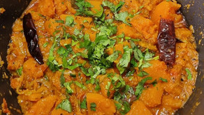 Spicy Butternut Squash By Tracey Ramseebaluck