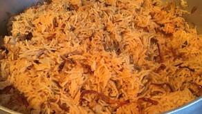 Chicken Pilau By Mussarat Arif