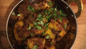 Bombay Aloo By Dave Watson