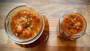 Chilli Sauce By Michael Paddock