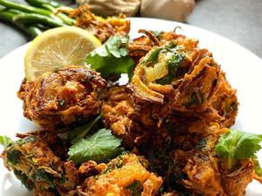 Onion Bhaji Recipe By Greg Crawford