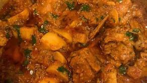 Lamb Ribs With Shalgum(Turnips) By Shai Ayoub's Mum