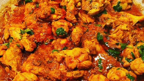 Chicken Wingman Curry By Carlos Pepe