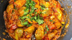 Spicy Sprout Curry By Tracey Ramseebaluck