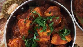 Chicken Madras In A Wok By Dave Watson