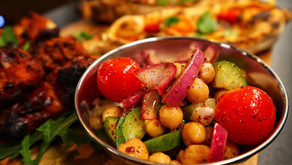 TCCHC Spicy Chick Pea Salad By Anthony Dumble