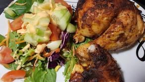 Air Fryer Tandoori Chicken By Ewa Kościelniak