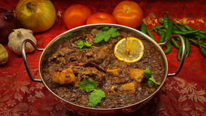 Lamb And Potato Curry By Greg Crawford