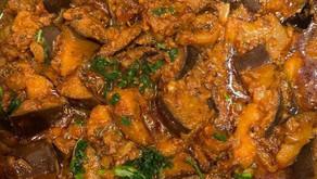 Aubergine Curry By Shai Ayoub's Mum