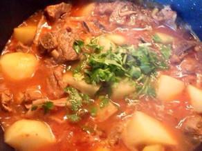 Aloo Gosht (Potato Lamb)