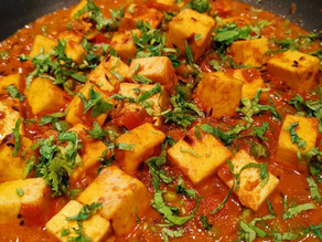Mutter Paneer By Smitha Tharayil