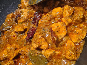 Kashmiri Chicken By Chris Haymes