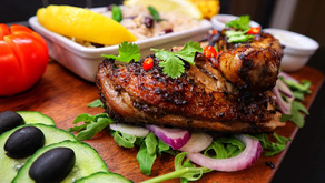 West Indian Jerk Chicken By Anthony Dumble