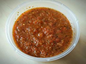 Chilli Chutney (Hot Sweet Sour) By Michael Paddock