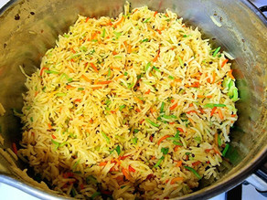 Tri Colour Rice By Michael Paddock