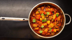 Bombay Potato And Mushroom By Anthony Dumble