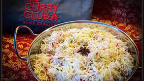 Pilau Rice By Greg Crawford