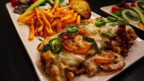 Keema Lasagna By Anthony Dumble