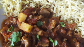 Spicy Lamb And Potato Curry By Jane Canty