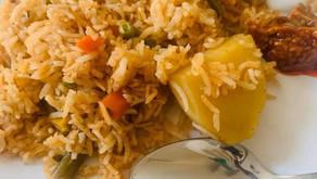 Vegetable Pilau By Shai Ayoub