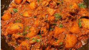 Walthamstow Chicken Curry By Carlos Pepe