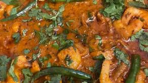 King Prawn Chilli Karahi By Shai Ayoub Inspired By Chef Naz