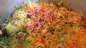 Sweet Rice By Mussarat Arif