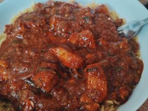 Garlic Chilli Chicken By Will Conway