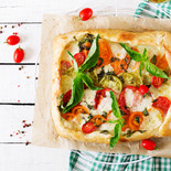 mozzarella-tomatoes-basil-savory-pie-whi