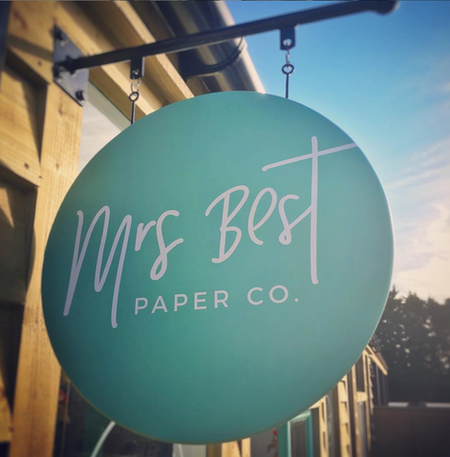 Mrs Best Paper Co.
