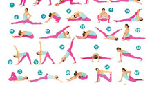 Stretch, stretch, stretch!